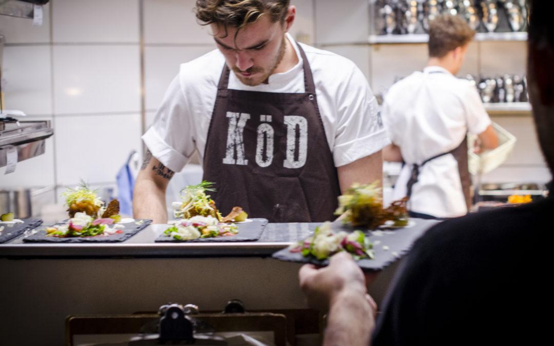 Job: Kokkeelever i København