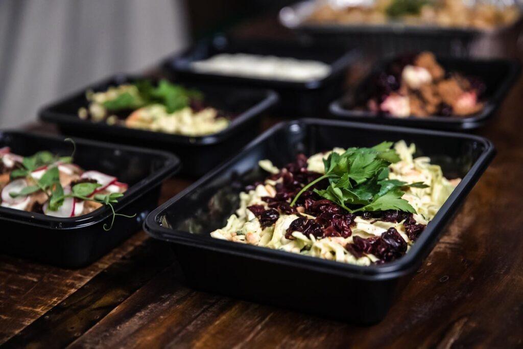DiningSix koldmenu med minimal tilberedening